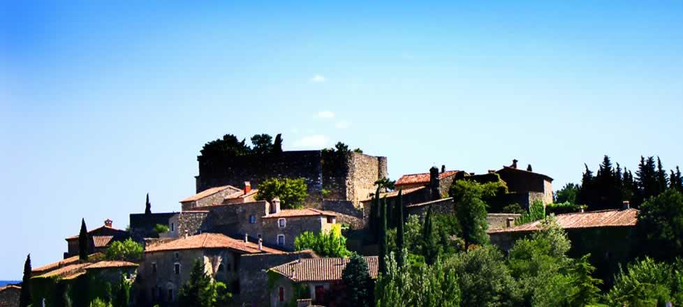 Vue de la Drôme