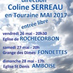 Chorale du Delta Touraine 2017