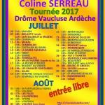 Affiche Drôme Delta 2017