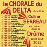 Tournée Drôme été 2011