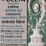 Loir et Cher Septembre 2014
