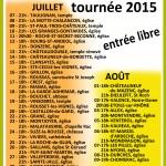 Eté 2015 - Drôme Ardèche Vaucluse
