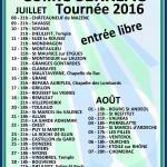 Eté 2016 - Drôme Ardèche Vaucluse