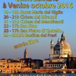 Octobre 2016 - Venise