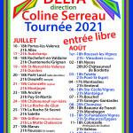 Tournée Drôme 2021