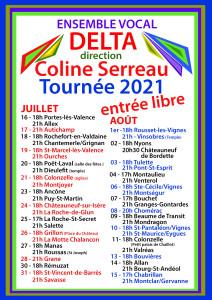 TOURNEE DROME 2021