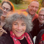 L'ensemble - selfie Drôme été 2021